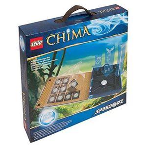 BOITE DE RANGEMENT LA LEGENDE DE CHIMA : BOITE DE RANGEMENT LEGO SPEE
