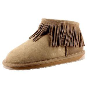 BOTTINE bottines / low boots waterfall femme emu waterfall