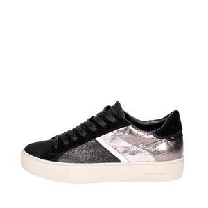 Crime Sneakers Femme BLACK/PLATINUM, 40