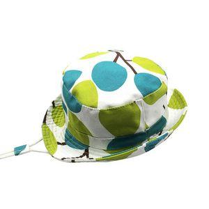 EOZY Chapeau Bob Bébé Enfant Chapeau de Soleil Unisexe Anti-UV Solaire pour  Plage Outdoor Loisirs Vert Vert - Achat   Vente chapeau - bob - Cdiscount 4d16a20c3c6