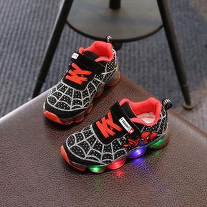 abc4b99ab3e BASKET Enfant Chaussure Basket Lumineuse pour Garcon Fill