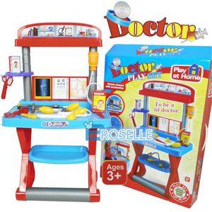 chariot veterinaire achat vente jeux et jouets pas chers. Black Bedroom Furniture Sets. Home Design Ideas