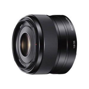 OBJECTIF Sony SEL35F18 - Objectif - 35 mm - f-1.8 OSS - Son