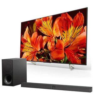 Téléviseur LED Pack TV KD65XF8505B + Barre de son HTCT290 (2 COLI