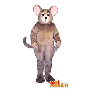 DÉGUISEMENT - PANOPLIE Costume de la célebre souris Jerry du dessin an, T
