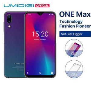 SMARTPHONE UMIDIGI One Max Smartphone 4 Go 128 Go 4150 mAh -