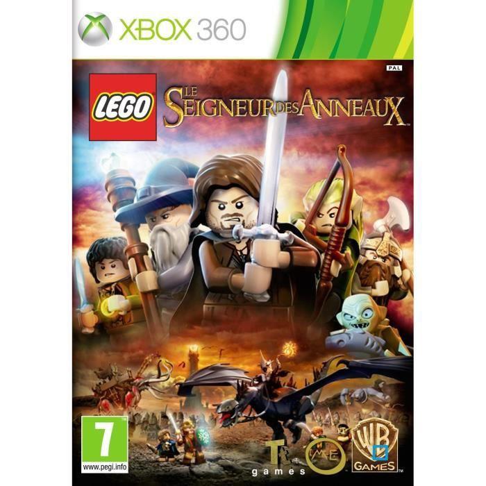 Lego seigneur des anneaux jeu xbox360 achat vente jeu xbox 360 lego seigneur des anneaux - Jeux de lego sur jeux info ...