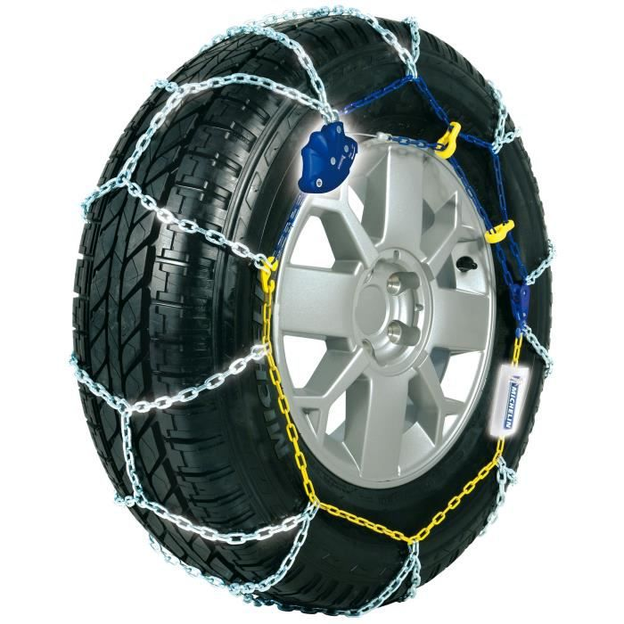 MICHELIN Chaines à neige Extrem Grip® Automatic 4x4 N°75