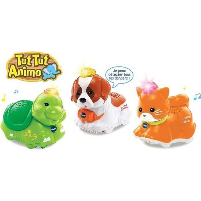 VTECH - TUT TUT ANIMO - Coffret trio Domestique 2