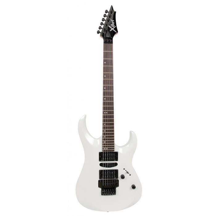 guitare electrique cort x-6