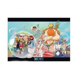 AFFICHE - POSTER Poster - One Piece 'Merfolk' 52x38cm