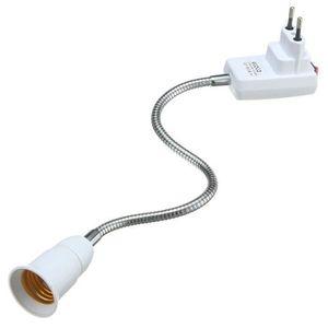AMPOULE - LED SMRT U E27 Douille Adaptateur d'ampoule Extension
