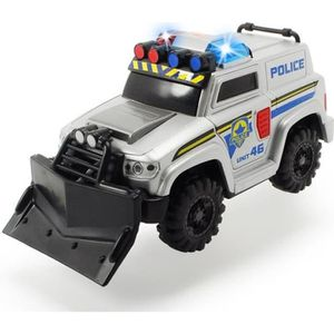 VOITURE - CAMION Dickie 203302001 Dickie - Rescue Car - Voiture de