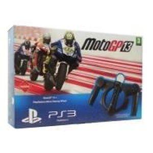 JEU PS3 MotoGP 13 + Move racing wheel PS3