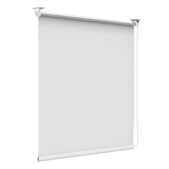 Store enrouleur Blanc 80 x 170 cm store occultant thermique isolant ...