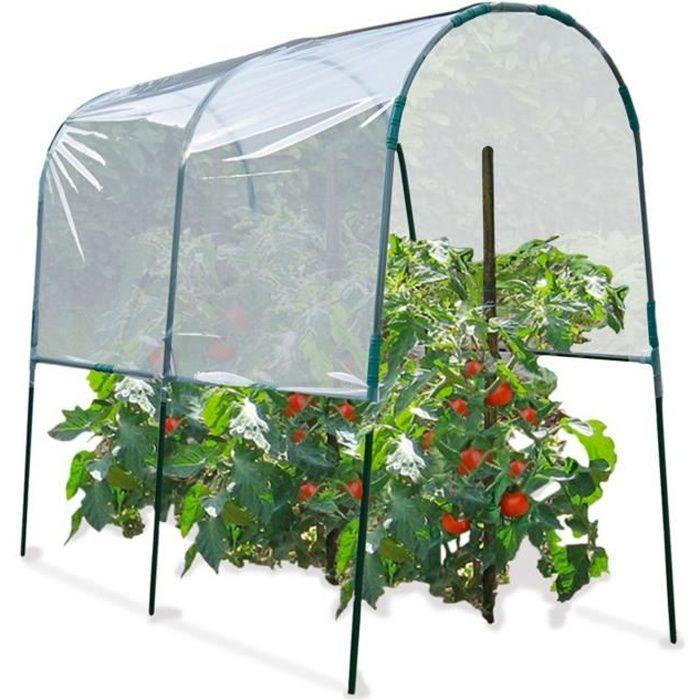 SERRE DE JARDINAGE Serre A Tomates 2m