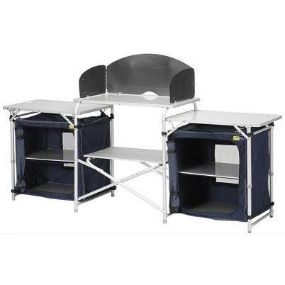 Cuisine de camping ki0732 campart prix pas cher cdiscount for Mobilier cuisine pas cher