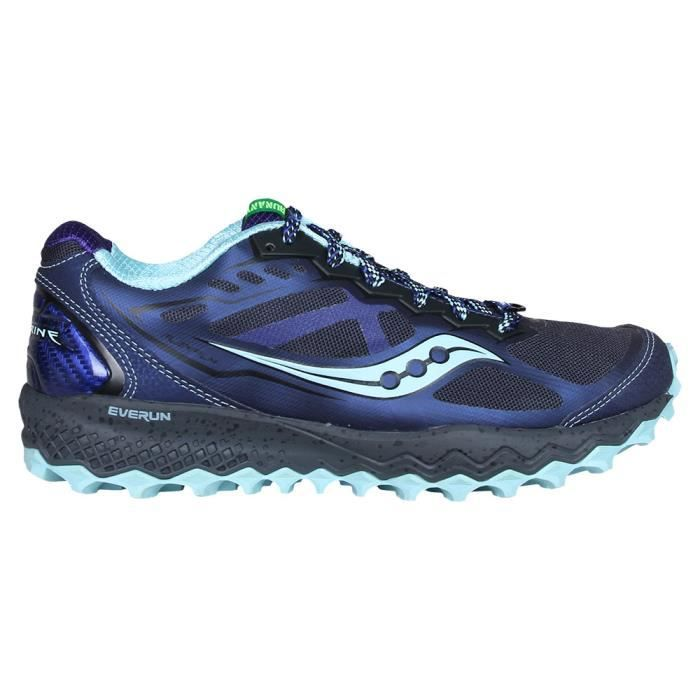 6379575efea Chaussures femme Trail running Saucony Peregrine 6 - Prix pas cher ...