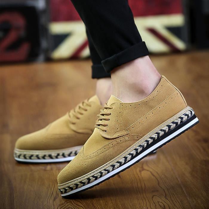 Chaussures en pour de daim Basket hommes sport 1qUAzHHw6x