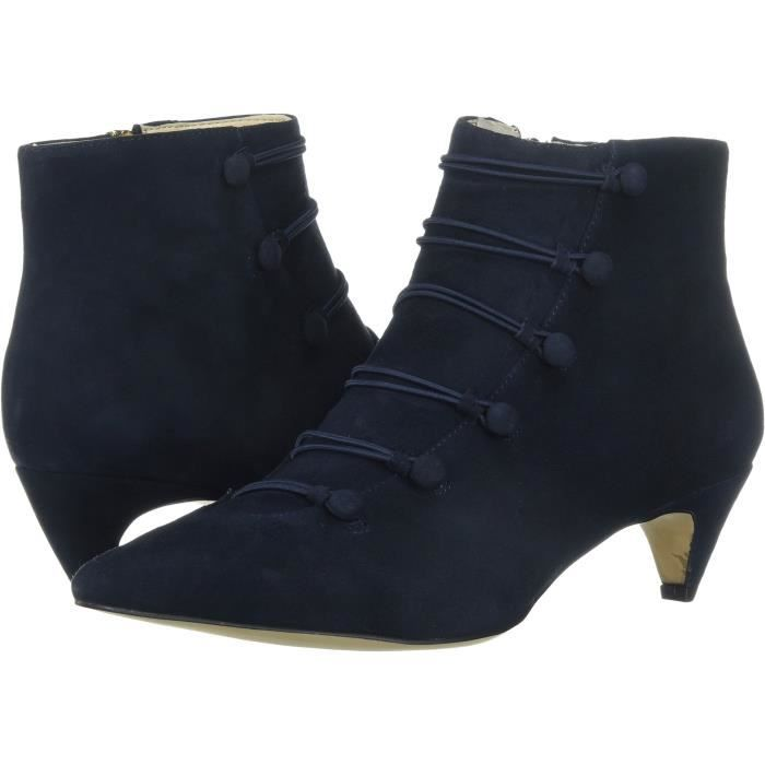 Nine West Zadan Suede Ankle Boot JUEQF Taille-36