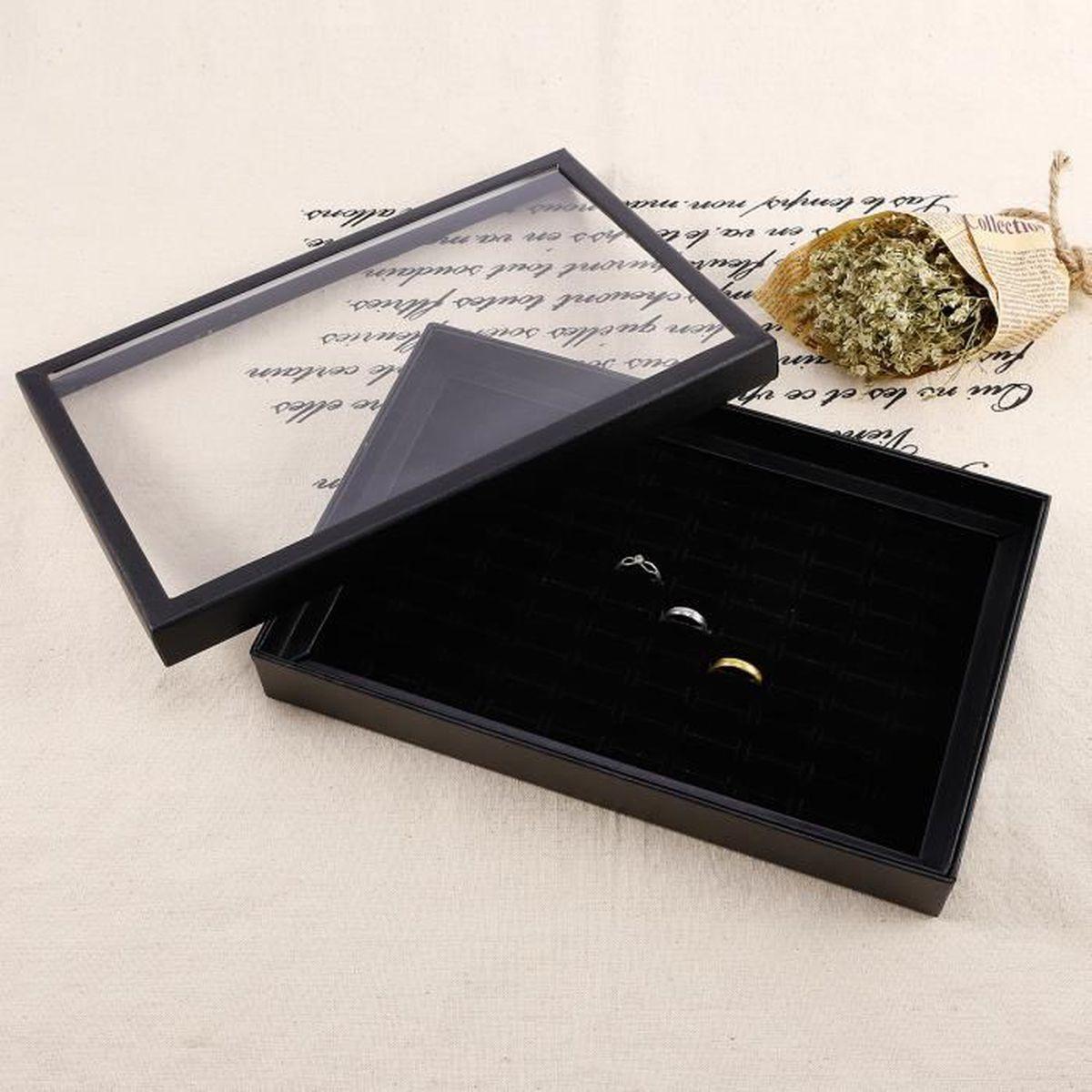 Presentoir bijoux bagues