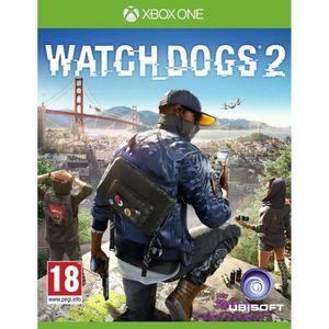 JEU XBOX ONE Watch Dogs 2 Jeu Xbox One
