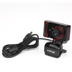 WEBCAM 3 Caméra Web Cam LED HD Webcam avec micro pour ord