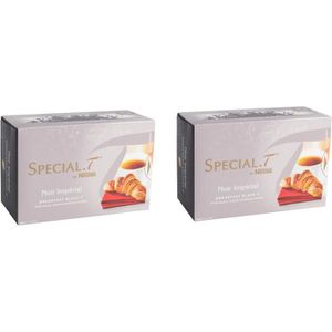 DISTRIBUTEUR CAPSULES (2 paquets) pour machine à thé Nestle 20 capsules