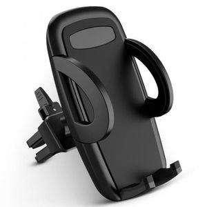FIXATION - SUPPORT Support Téléphone Noir XINNIER 360 Rotation Voitur