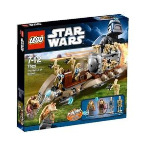 ACCESSOIRE CIRCUIT The Battle Of Naboo - LEGO Star Wars