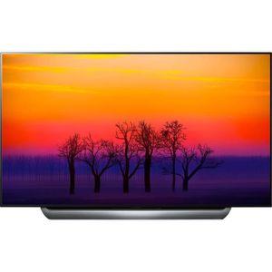 Téléviseur LED LG ThinQ OLED65C8PLA Classe 65