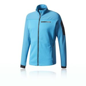 BLOUSON MANTEAU DE SPORT Adidas Hommes Terrex Stockhorn Polaire Blouson De 6396e7592fd7