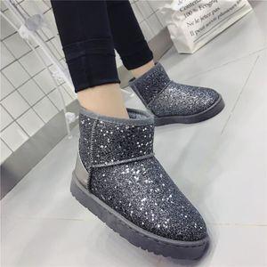 Bottine De Neige Froid Nouvelle Mode Chaussures Confortable 0rXsCVai