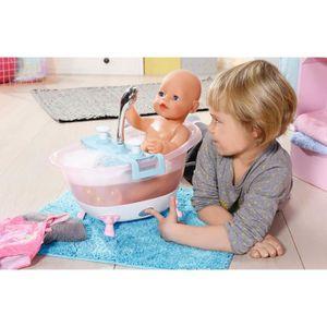 ACCESSOIRE POUPON BABY BORN Baignoire Intéractive avec Pomme de Douc