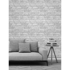 papier peint blanc et argent achat vente pas cher. Black Bedroom Furniture Sets. Home Design Ideas