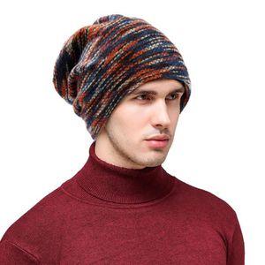 BONNET - CAGOULE Bonnets d hiver pour hommes et femmes ... 07c9c6e570c