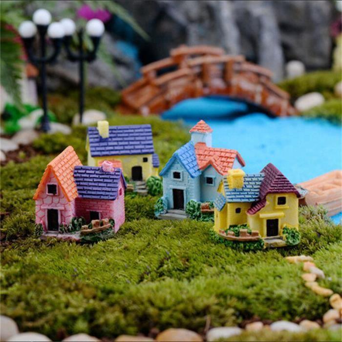 Maison de fee jardin achat vente pas cher - Jardin de fee ...