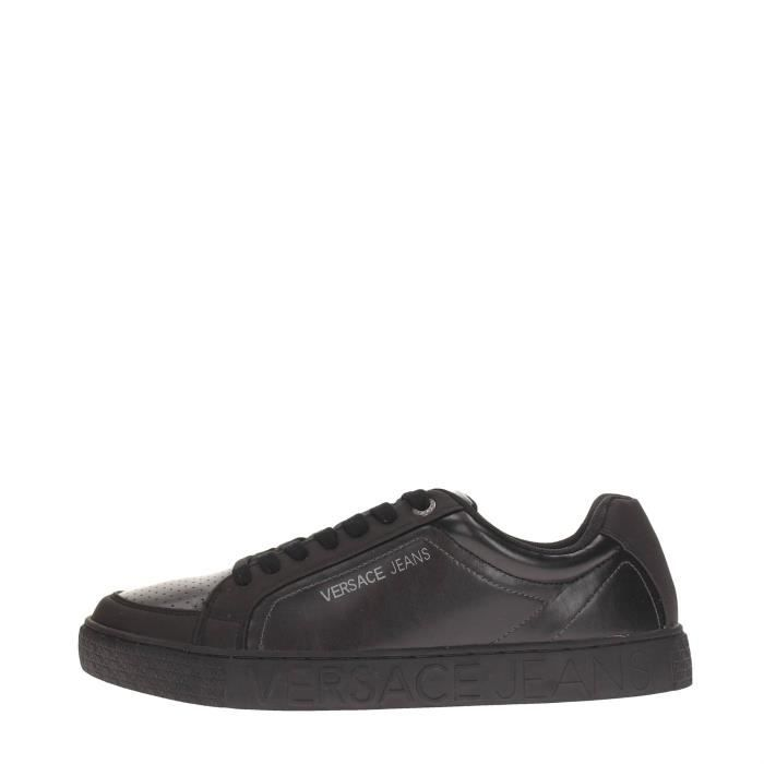 0e55ccb8c Versace Jeans Sneakers Homme NERO, 45