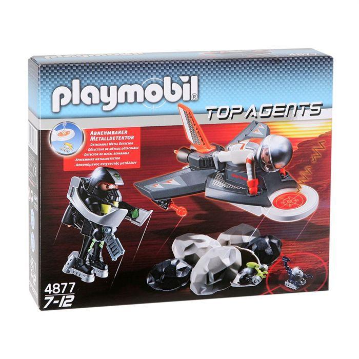 4877 Achat Détection Vente Jet Miniature Playmobil De Univers bf6vY7gy