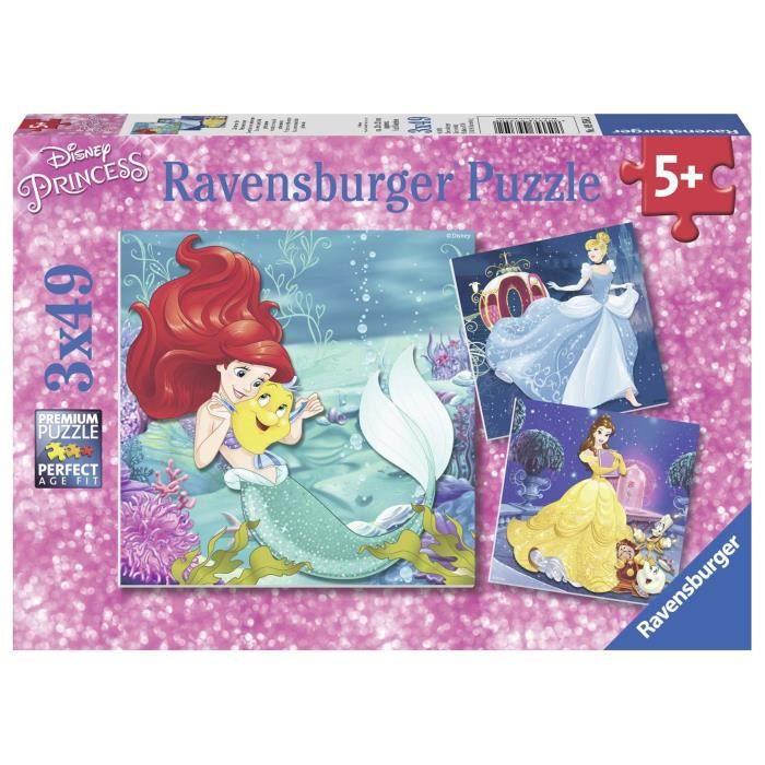 PUZZLE Ravensburger - 09350 - Puzzle Aventure des princes