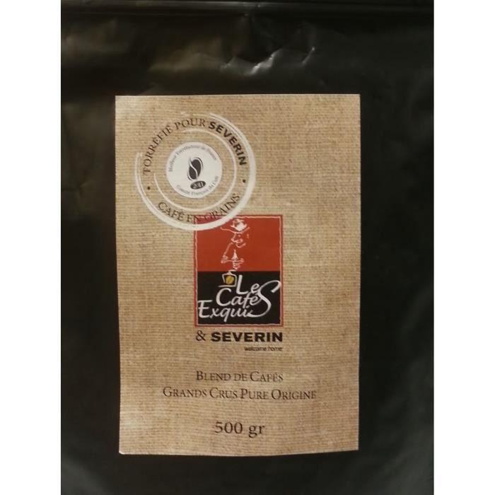 CAFÉ - CHICORÉE Ingredients