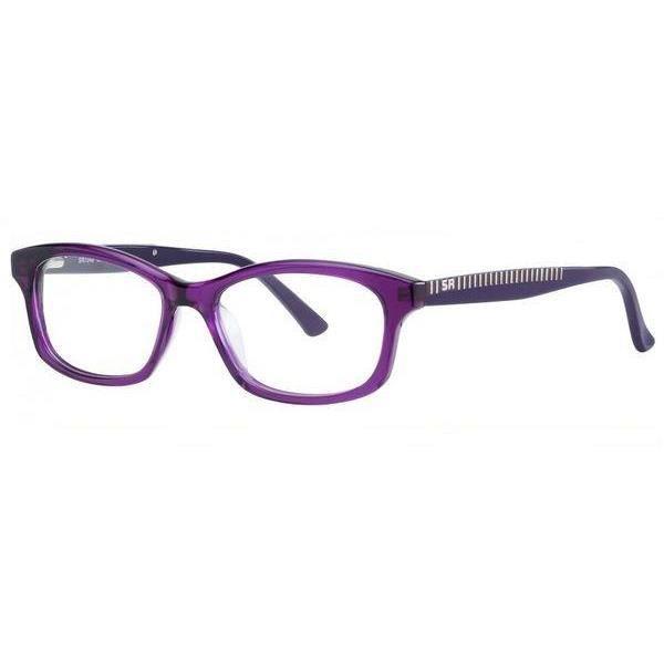 Monture Sonia Rykiel Violet, noir, Argent - Achat   Vente lunettes ... 5830bad73879