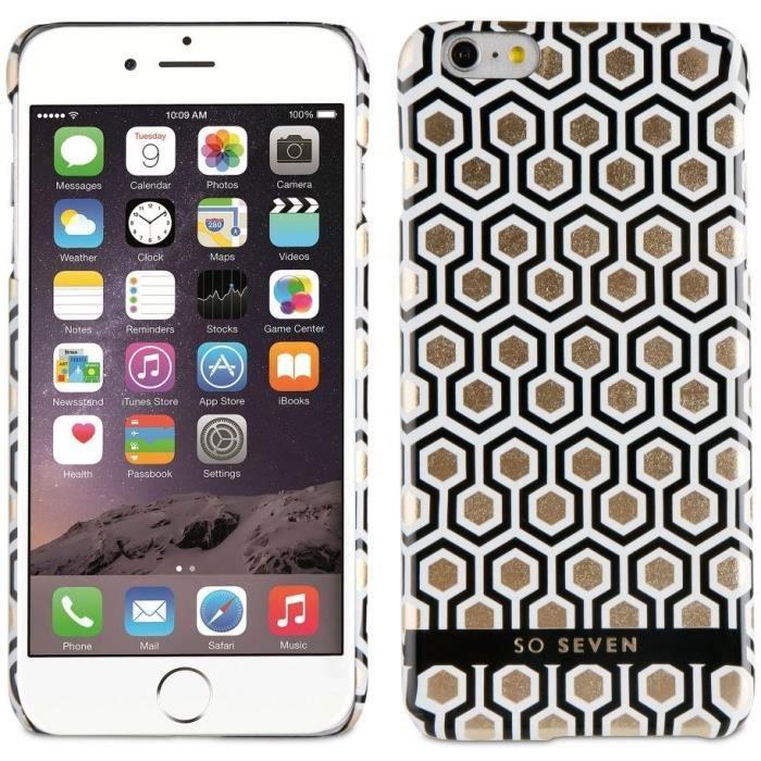 hexagon coque iphone 6