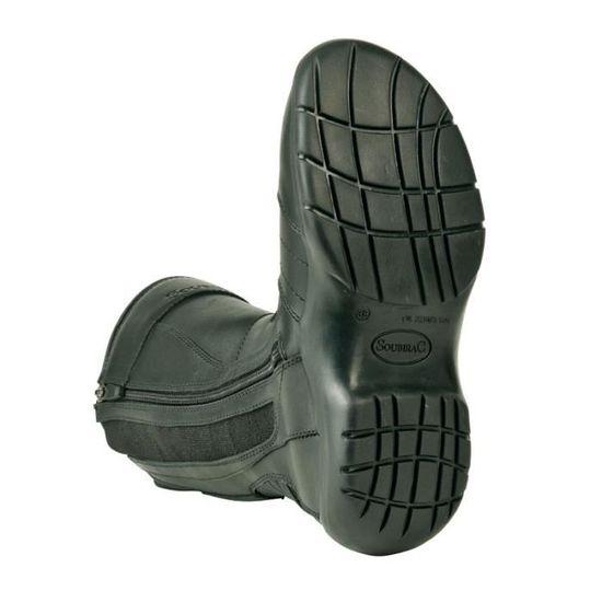 Bottes moto Soubirac TARMAK - Achat   Vente chaussure - botte Bottes moto  Soubirac TARMAK - Cdiscount 1d6ea83da137