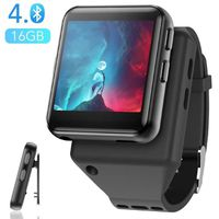 CAISSON DE BASSE 16Go Montre MP3 Bluetooth 4.0 Touche Tactile Ecran