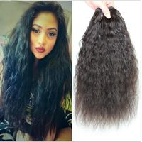 PERRUQUE - POSTICHE extensions cheveux Brésilien Vierge Vague  de Huma