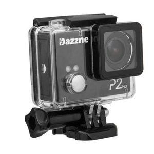 CAMÉSCOPE NUMÉRIQUE Dazzne DZ-P2 12MP Sport Etanche Caméra 1080P HD 2