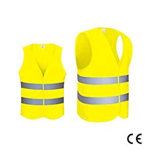 KIT DE SÉCURITÉ Gilet jaune de sécurité & de signalisation