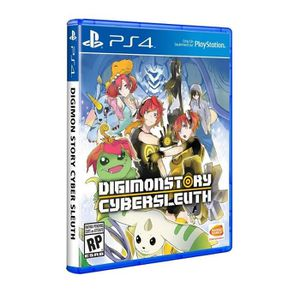 JEU PS4 Digimon Story: Cyber Sleuth (PS4) - Import Anglais