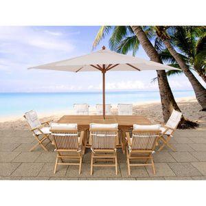 Ensemble table et chaise de jardin et parasol achat - Ensemble table et chaise de jardin en solde ...